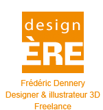 Freelance 3D Design Ere